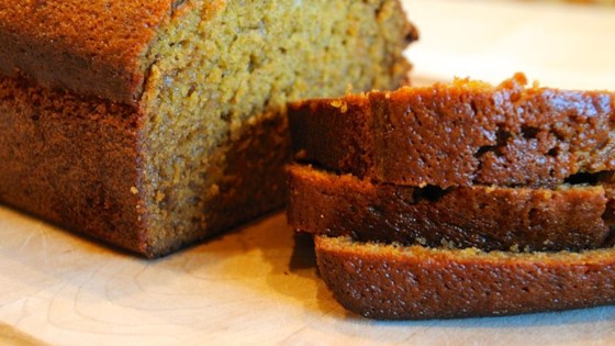 Photo of Orange-Pumpkin Bread by Monica
