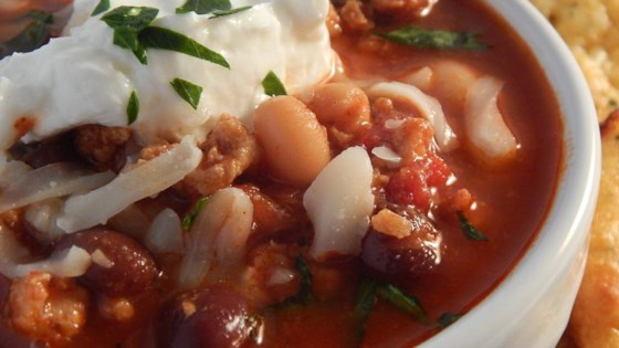 Photo of Chicken and Chorizo Chili by nschrader