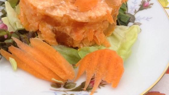 Photo of Orange Carrot Gelatin Salad by STARFLOWER