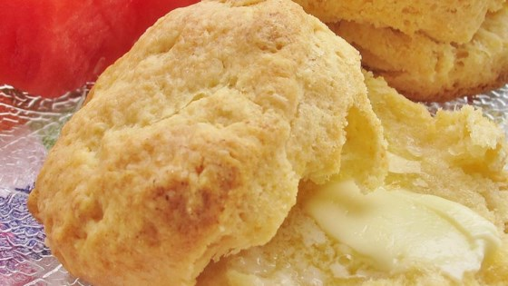 Photo of Fresh Alberta Biscuits by CLOVER DAVY