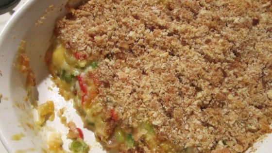 Photo of Creamy Celery Casserole by Michele O'Sullivan