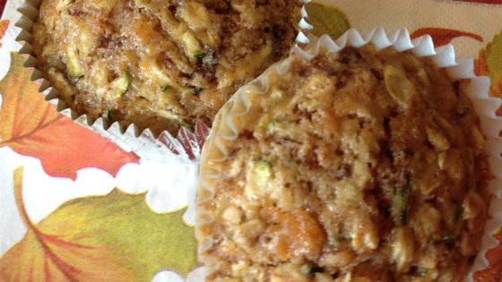 Photo of Sweet Potato Zucchini Muffins by Sheryl Shatswell Carnes