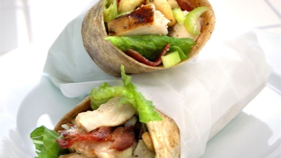 Photo of Cashew Chicken Wraps by Janet Goins