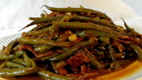 Photo of Slow-Cooked Green Beans by Chef John
