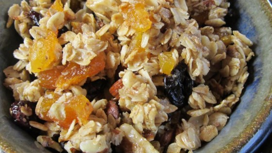 Photo of Grandma Nancy's Apricot Almond Granola by Kathy E-M