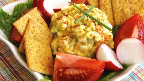 Photo of Yummy and Easy Egg Salad by nutsforchocolate