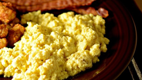 Photo of Alaskan Chocolate Scrambled Eggs by Moe