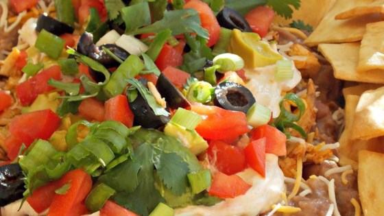 Photo of Jen's Nine Layer Dip by Jenhere