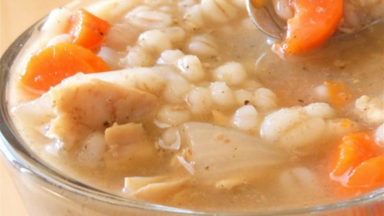 Photo of Chicken with Barley Soup by Carolyn LaLumiere Miller