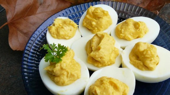 Photo of Zippy Deviled Eggs by simone stevin