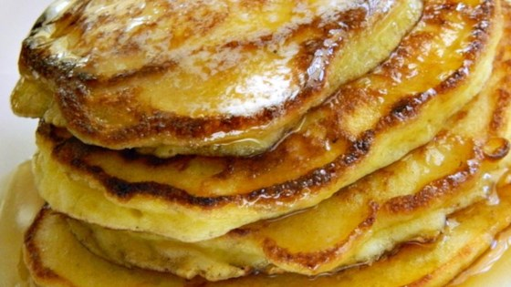 Photo of Simple Cottage Cheese Pancakes by Karyn Andrea