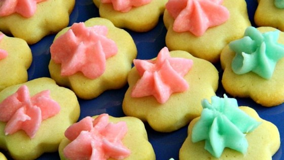 Photo of Holiday Butter Cookies by Christie B.