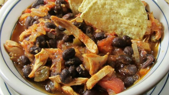 Photo of Cheater's Chicken Chili by Vicki