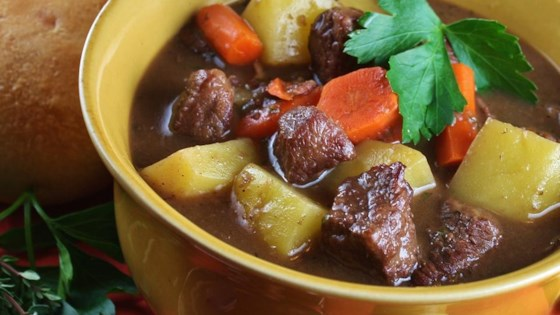 Photo of Jennifer's Burgundy Beef Stew by Jennifer