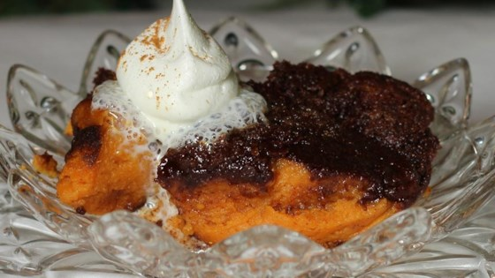 Photo of Easy Baked Pumpkin Pudding by hembrees