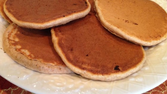 Photo of Spiced Whole Wheat Pancakes by Nathan Huffer