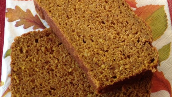 Photo of Spiced Pumpkin Bread by Kellie Herbert