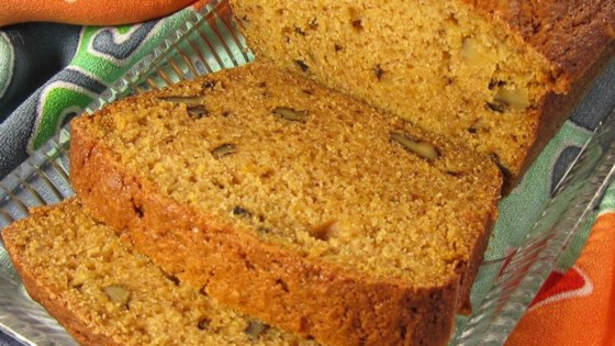 Photo of Autumn Spiced Butternut Squash Bread by BOLTONLANE