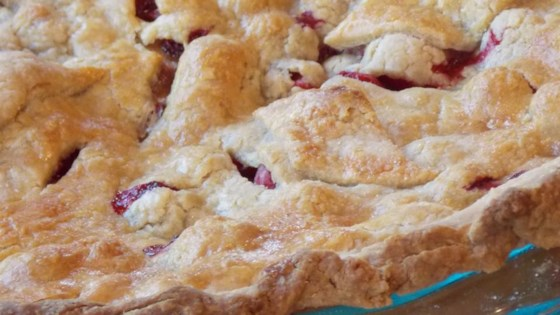 Mom's Cranberry Apple Pie