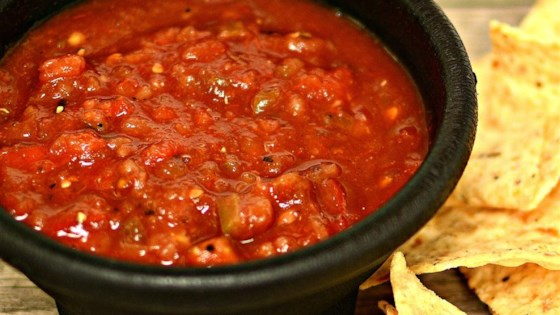 Photo of Paleo Salsa by sammyc14