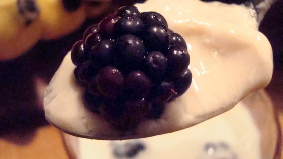 Photo of Homemade Yogurt by Lene Marie Dotzler