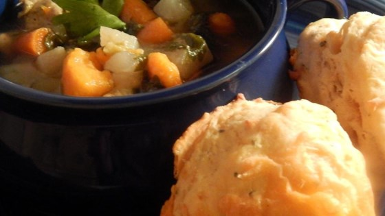Photo of Chicken and Vegetable Soup by ewilliams