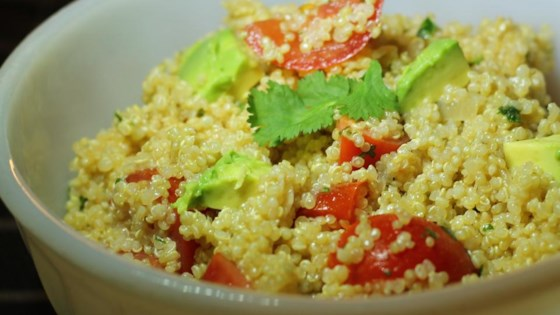 Photo of Guacamole-Style Quinoa by Mom2Bell&Bubba