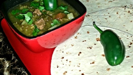 Photo of Mexican Green Chile Stew by michelle15