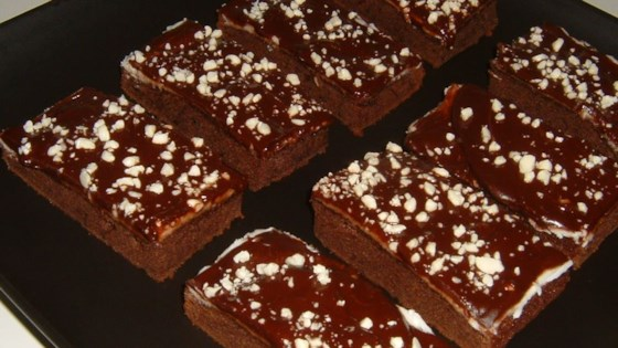 Photo of Chocolate Mint Brownies by S. Hynek