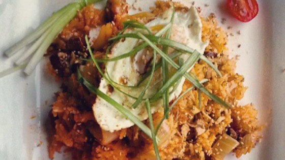 Photo of Vegan Korean Kimchi Fried Rice by akhapa