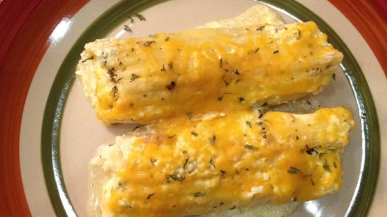 Photo of Shortcut Chicken Manicotti by pie223