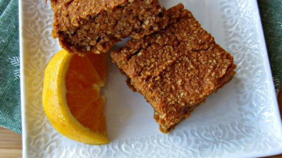 Photo of Pumpkin Oat Bars by Portland Girl
