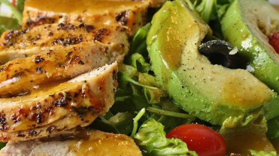 Photo of Fab Summer Blackened Chicken Salad by devilsdancefloor