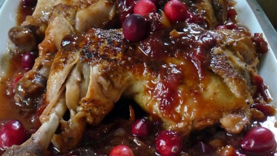 Photo of Cranberry BBQ Chicken by Deirdre Dee