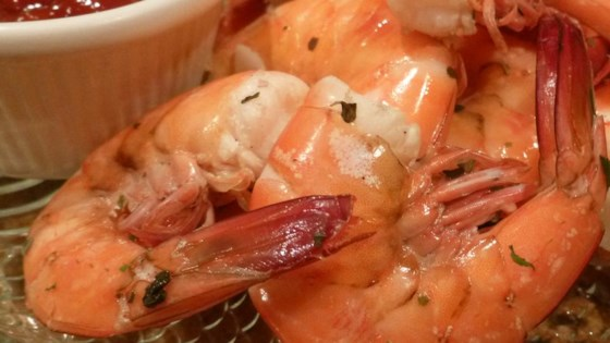 Photo of Texas Boiled Beer Shrimp by waldapfel79