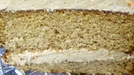 Photo of Nutmeg Feather Cake by JAYNE04