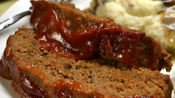 Photo of Classic Meatloaf by Chef John