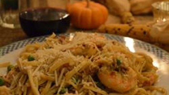 Photo of Amazing Shrimp and Langostino Lobster Linguine by Michael