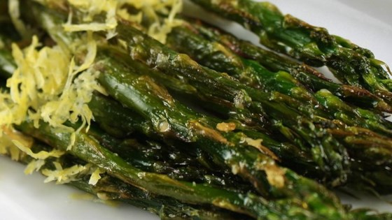 Photo of Parmesan Asparagus by Roberta Spaller Zerkovich