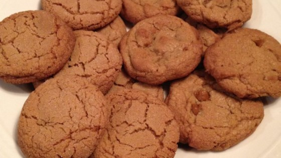 Photo of Biscoff®-Inspired Cinnamon Chip Cookies by Melissa Liardi