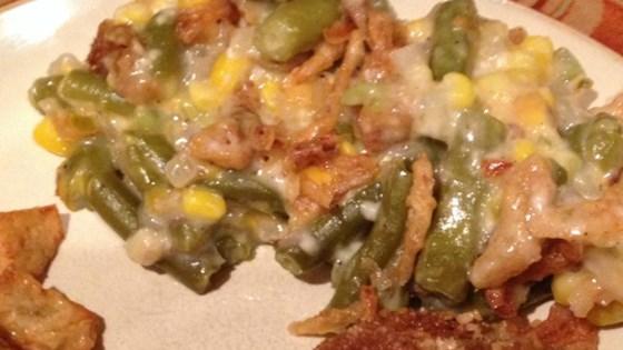 Jazzy Green Bean Casserole