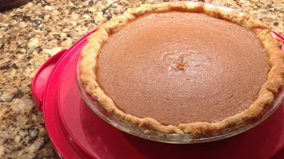 Photo of Pumpkin Custard Pie by SARALAUGHS52