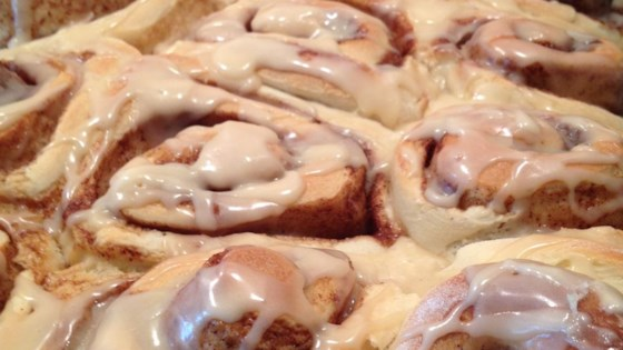 Mom's Jiffy Cinnamon Rolls