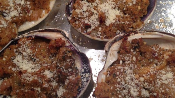 Photo of Baked Stuffed Clams by Danielle Merk