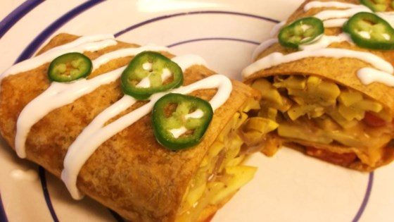 Photo of Summer Squash Burritos by BECCAM