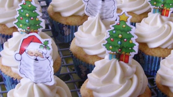 Photo of Eggnog Cupcakes by Michelle1clb