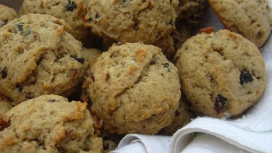 Applesauce Raisin Cookies II