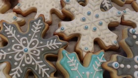 Photo of Cream Cheese Sugar Cookies by Karin  Christian