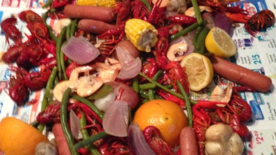 Photo of Louisiana Crawfish Boil by IMANKAY