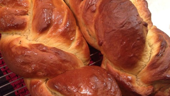 Photo of English Saffron Bread by GODGIFU